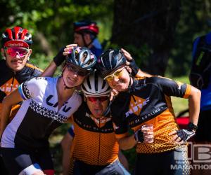 Echipa de ciclism amator de la NRF Hengst a participat la LOTTO POLONIA BIKE MARATHON