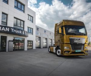 Al 9-lea service MAN, din cadrul rețelei naționale MHS Truck Service a fost inaugurat în iulie, la Oradea