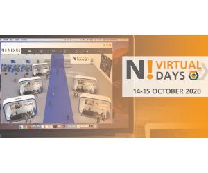 N! VIRTUAL DAYS - 2 zile într-un eveniment virtual