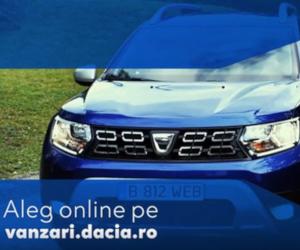 Platformele de e-Commerce ale Groupe Renault au atins un volum de 30 de mașini vândute într-o singură zi