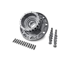 FAG Complete Hub - soluția de reparare a rulmenților de roți gata de instalat, inclusiv butucul pentru vehiculele comerciale de la Schaeffler pentru piața aftermarket