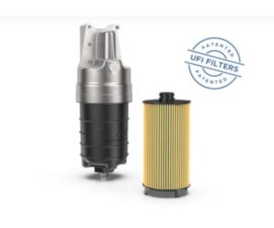 Filtrele de ulei UFI Filtre pentru Cursor 11 și Cursor 13 (Euro 6D)