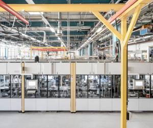 Sistem de iluminat inteligent în zonele de producție din Schaeffler România contribuie la sustenabilitate