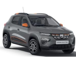 Noua Dacia Spring revoluția electrică marca Dacia