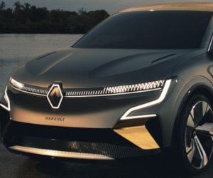 Mégane eVision, viitorul mașinii electrice
