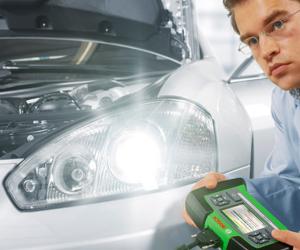 Bosch-Test de lumini profesionist