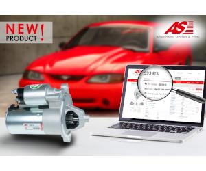 Noi informații despre electromotorul S9391S sunt oferite astăzi de către AS-PL
