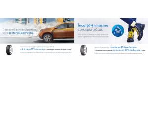 Dacia realizează o campanie de iarnă  în perioadă 9 noiembrie - 20 decembrie 2020