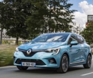Renault Clio  cu un motor E-TECH Hybrid este diponibil în România