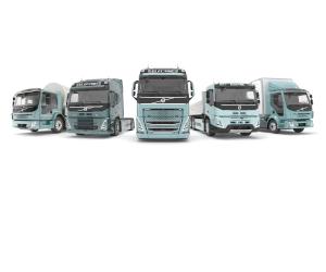 Volvo Trucks va lansa, în Europa, o gamă completă de camioane electrice, începând din 2021