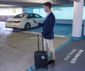 Aeroportul din Stuttgart va avea o parcare complet automată și fără șofer