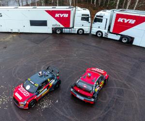 Echipa KYB JC Campionă Mondială Rallycross 2020