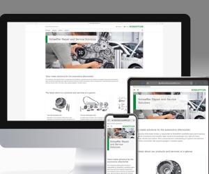 Schaeffler Automotive Aftermarket lansează un nou site web