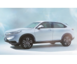 Honda dezvăluie noul HR-V Hybrid