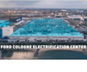 Ford Europa: Profitabilitate sustenabilă prin vehicule electrice; Transformare de 1 miliard de dolari a fabricii din Koln