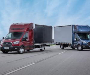 Livrări pe distanțe lungi? Ford prezintă noul Transit L5 cu șasiu extins și capacitate de încărcare generoasă