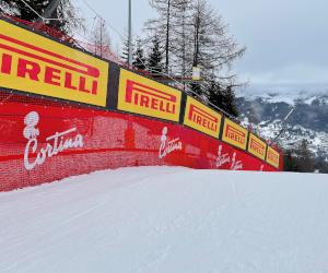 Pirelli sponsorizează Campionatele Mondiale de Schi de la Cortina cu gama de anvelope de iarnă