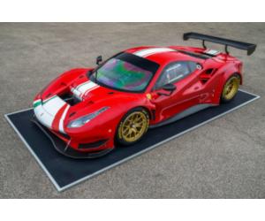 Pirelli P Zero DHE pentru noul Ferrari 488 GT Modificata. Anvelope de competiție pentru noua mașină de curse GT
