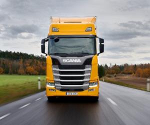 Scania 540 S câştigă la testele comparative de presă