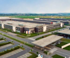 Bosch deschide un centru de vaccinare în cadrul fabricii pentru componente auto electronice din Cluj