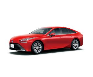 Toyota alege KYB pentru modelul Mirai alimentat exclusiv cu hidrogen