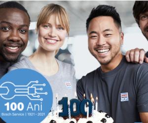 Împlinim 100 de ani!