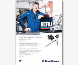 BorgWarner lansează noul catalog BERU, evidențiind oferte extinse de aftermarket