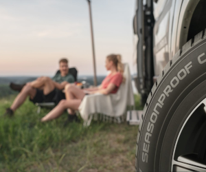 Noile anvelope Nokian Seasonproof C oferă siguranță deplină pe tot parcursul anului