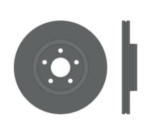 Textar - F1RST TO MARKET - discuri de frână pentru noul FORD TRANSIT