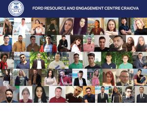 Centrul de Resurse și Angajament Ford susține cinci noi programe de antreprenoriat social pentru a sprijini comunitatea din Craiova