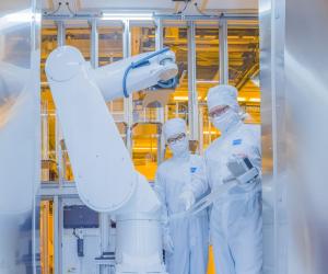 Bosch deschide fabrica de plăcuțe semiconductoare a viitorului la Dresda