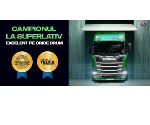Campionul la superlativ, Scania 540 S câștiga principalele teste comparative la care au participat cei mai importanți competitori MAN și Mercedes Benz