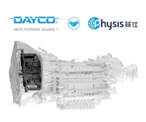Dayco și Physis sunt parteneri pentru a dezvolta module de vehicule electrice hibride la nivel mondial