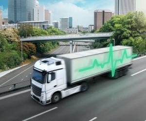 ZF se unește cu Goodyear pentru a oferi soluții îmbunătățite de gestionare a anvelopelor și a flotelor, pentru vehiculele comerciale din Europa