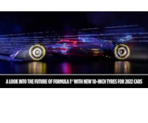 O privire spre viitorul Formulei 1 cu noile pneuri pe 18 inch pentru Monoposturile 2022
