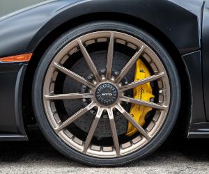 Parteneriat între Bridgestone și Lamborghini pentru dezvoltarea unei anvelope personalizate Potenza Race pentru Huracán STO