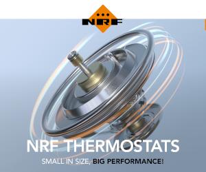 NRF introduce un nou grup de produse, termostate