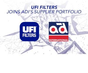UFI Filters se alătură rețelei Autodistribution International (ADI)