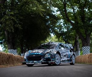 Modelul Puma produs la Craiova va concura în Campionatul Mondial de Raliuri începând cu sezonul 2022; Ford și M-Sport vor prezenta astăzi la Goodwood Festival of Speed prototipul Puma Rally 1