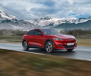 Noul Mustang MACH-E- disponibil pentru precomenzi în România