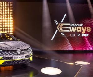 Renault Group dă un impuls strategiei sale în domeniul vehiculelor electrice