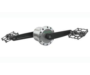 """Schaeffler prezintă sistemul de acționare electrică fără lanț """"Free Drive"""" pentru biciclete"""
