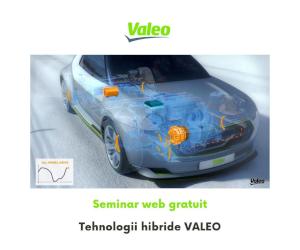 Webinar Valeo: Calea către electrificare