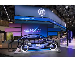 Premiere la IAA: ZF pune în mișcare mobilitatea sustenabilă