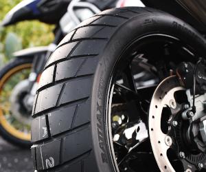 Bridgestone aduce spiritul aventurii cu noua anvelopă pentru motocicletă Battlax Adventure Trail AT41