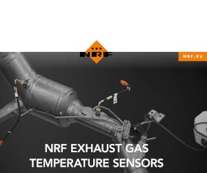 NRF depășește segmentul de răcire a motorului și A/C, cu senzorii de temperatură a gazelor de eșapament